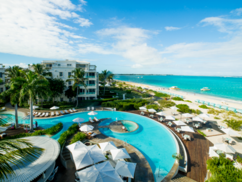 Resorts no Caribe se recuperam do furacão Irma